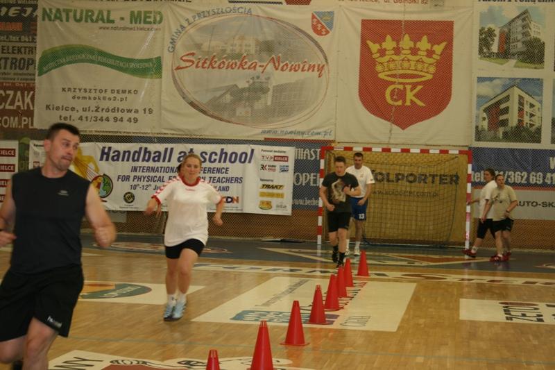 Przeglądasz zdjęcia z artykułu: III Międzynarodowa Konferencja Nauczycieli Wychowania Fizycznego