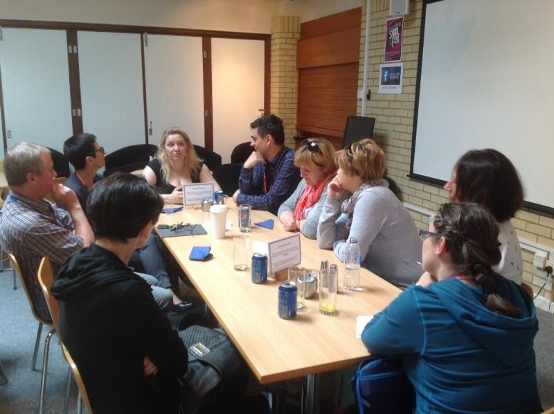 Przeglądasz zdjęcia z artykułu: Once again ŚCDN Visit to University of Chichester