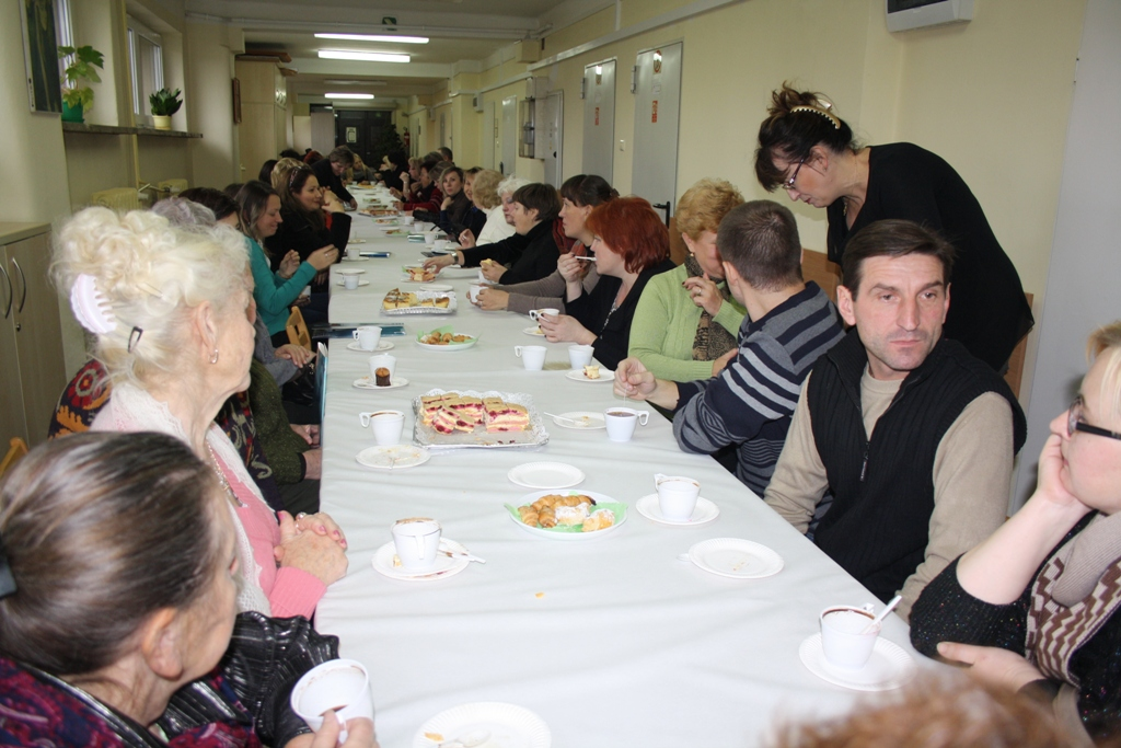 Przeglądasz zdjęcia z artykułu: W ŚCDN gościliśmy Polaków z Białorusi