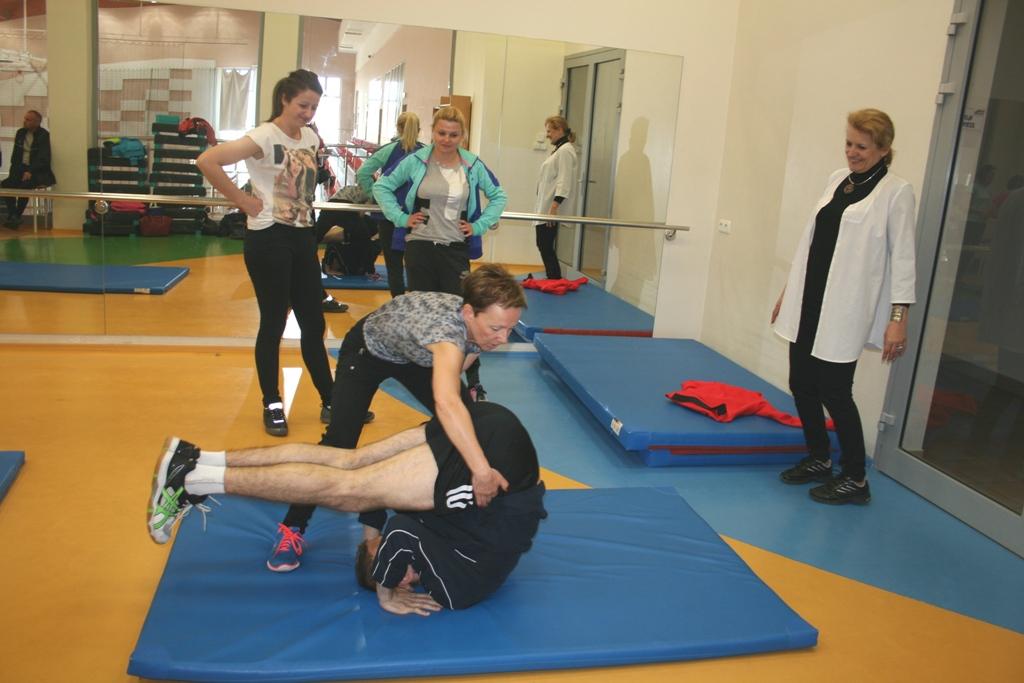 Przeglądasz zdjęcia z artykułu: VII Wiosenna Akademia Nauczycieli Wychowania Fizycznego