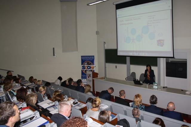 """Przeglądasz zdjęcia z artykułu: Projekt """"Nauczanie dwujęzyczne"""" – konferencja inauguracyjna"""