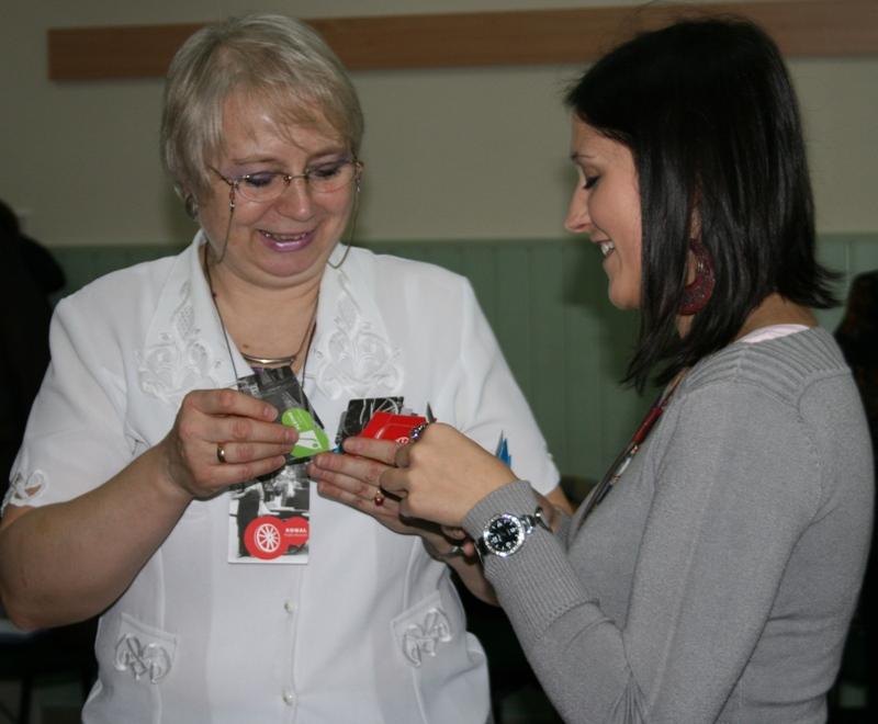 Przeglądasz zdjęcia z artykułu: Warsztaty dla Szkolnych Koordynatorów I Świętokrzyskiego Turnieju Matematycznego