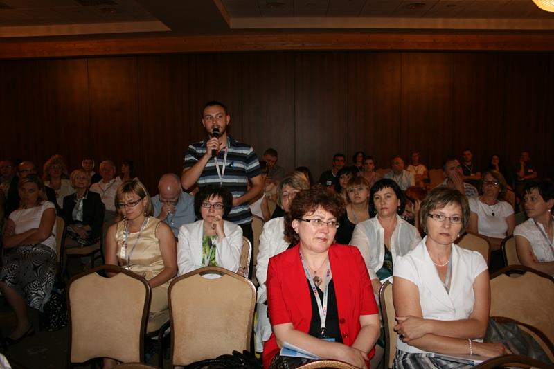 """Przeglądasz zdjęcia z artykułu: Międzynarodowa Konferencja """"Kompetencje kluczowe – teoria i praktyka w kontekście rozwoju uzdolnień dzieci i młodzieży"""""""