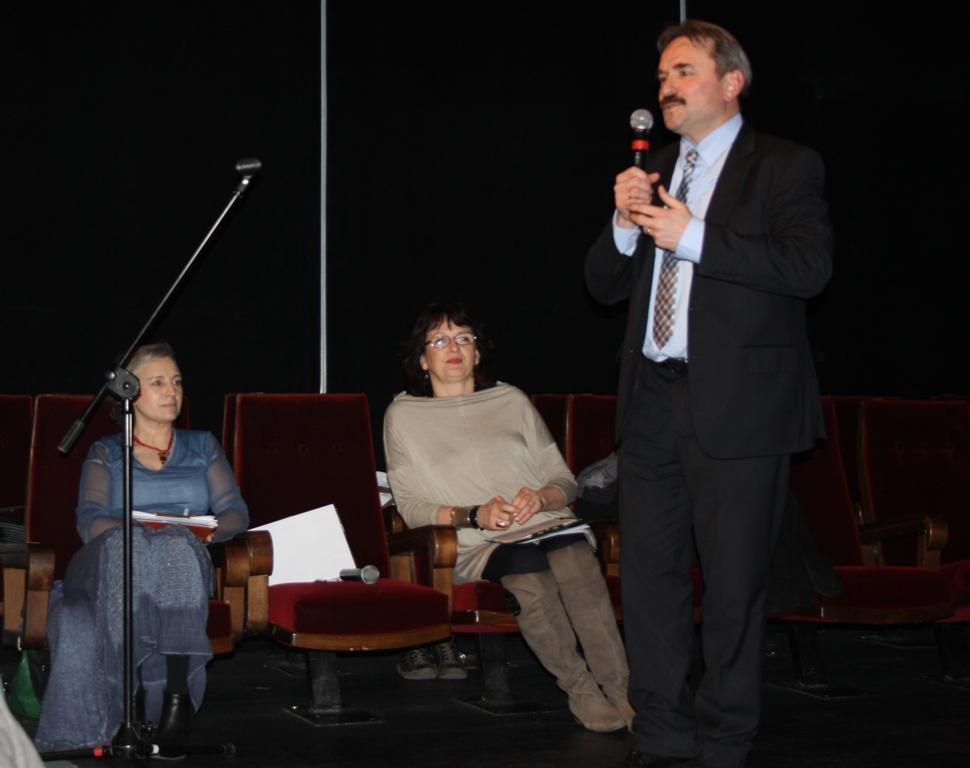 Przeglądasz zdjęcia z artykułu: ŚCDN w czasie XXIII edycji Tygodnia Kultury Języka