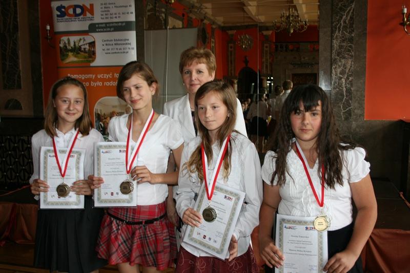 Przeglądasz zdjęcia z artykułu: Finał I Świętokrzyskiego Turnieju Matematycznego