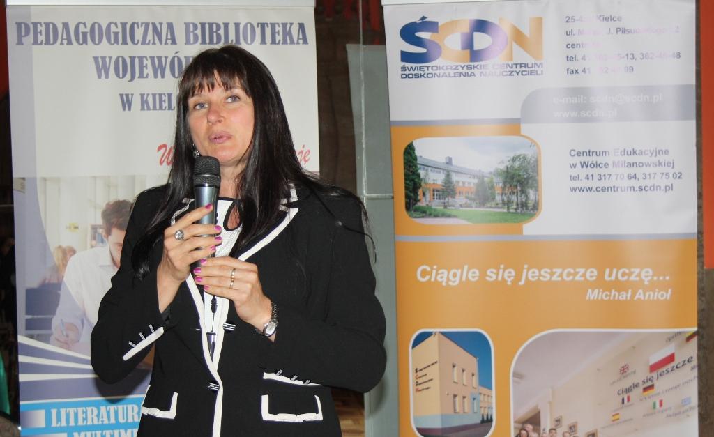 """Przeglądasz zdjęcia z artykułu: Seminarium """"Promocja biblioteki szkolnej"""""""