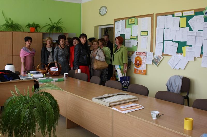 Przeglądasz zdjęcia z artykułu: Spotkanie plenarne Klubu Twórczych Dyrektorów Szkół Podstawowych