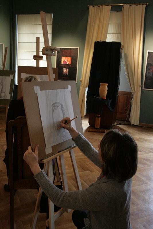 """Przeglądasz zdjęcia z artykułu: Projekt """"Wychowanie przez sztukę"""""""