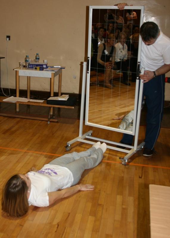 """Przeglądasz zdjęcia z artykułu: Konferencja """"Wychowanie fizyczne w przedszkolu i edukacji wczesnoszkolnej'"""