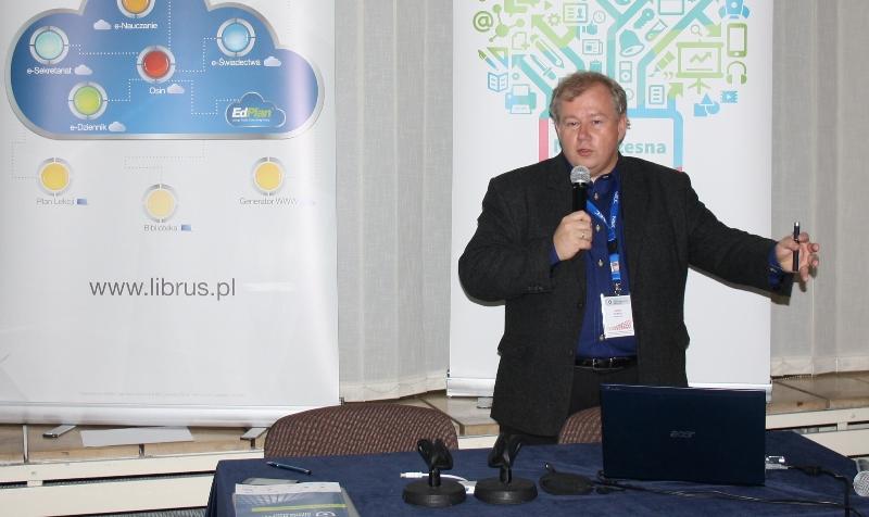 Przeglądasz zdjęcia z artykułu: Świętokrzyski Zjazd Nauczycieli Informatyki