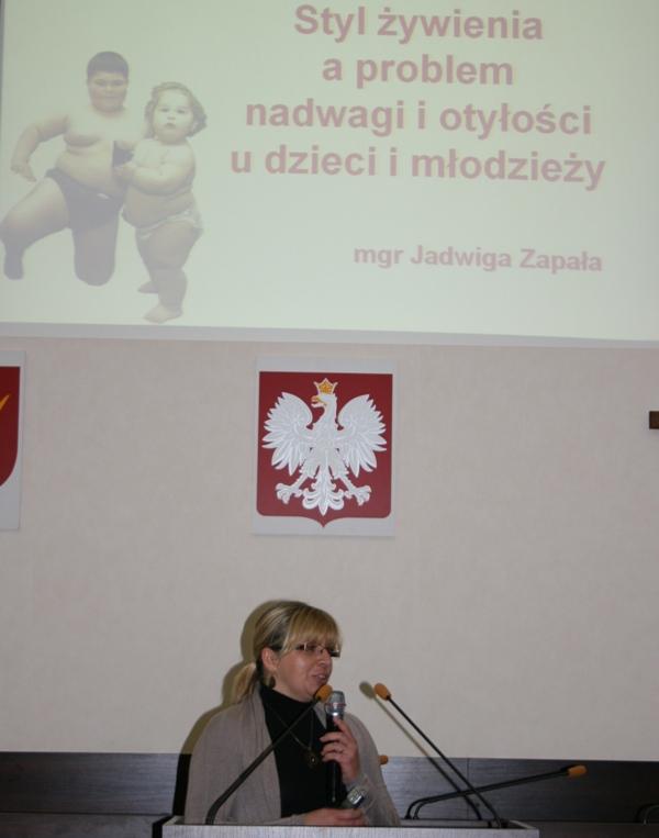 """Przeglądasz zdjęcia z artykułu: Konferencja """"Zdrowie psychiczne dzieci i młodzieży – zagrożenia"""""""